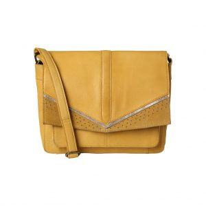 PCHELENA LEATHER CROSS BODY