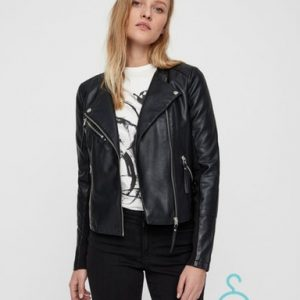 VMRIAFAVO SHORT COATED JACKET NOOS