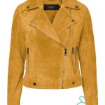 VMROYCESALON SHORT SUEDE JACKET COL
