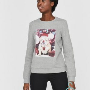 VMXMAS ANIMAL LS SWEAT GA