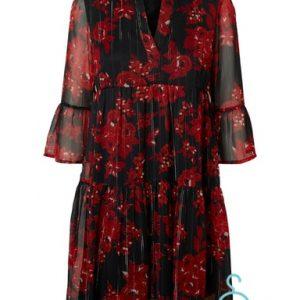 VMELISA 34 SHORT DRESS WVN LCS