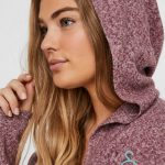 VMDOFFY LS OPEN HOOD CARDIGAN GA COLOR