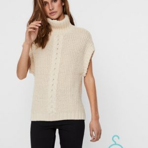VMMAGIC ROLL NECK VEST VMA