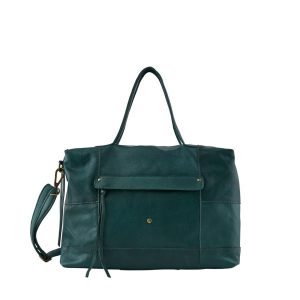PCRITAS LEATHER DAILY BAG FC